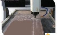 石材雕刻机雕刻墓碑时不按程序设定线路雕刻的原因及解决方法