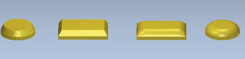 artcam形状编辑器概念