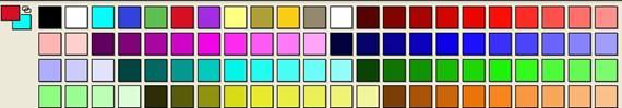 artcam增加颜色工具