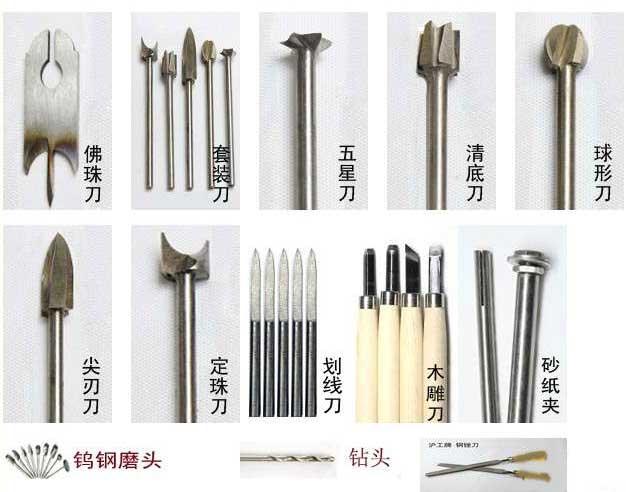 木工雕刻刀_木工雕刻刀具介绍